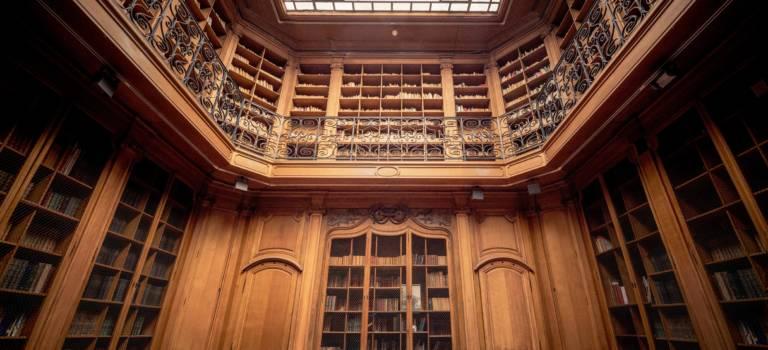 Ouverture au public de la Bibliothèque Smith-Lesouëf à Nogent-sur-Marne