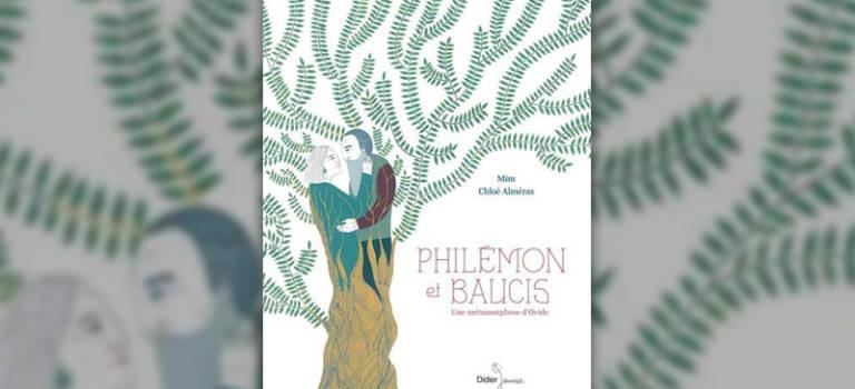 Rencontre dédicace avec Mim, auteure de «Philémon et Baucis, une métamorphose d'Ovide»