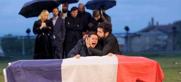 Jusque dans vos bras: théâtre à Fontenay-sous-Bois