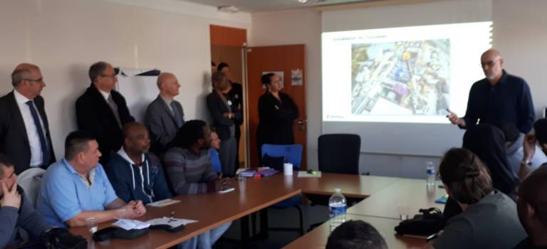 Pôle Emploi aide les chantiers du Grand Paris Express à recruter