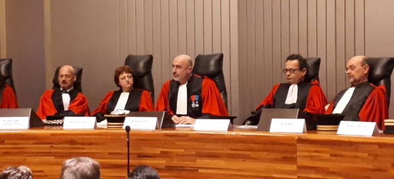 Hausse de la délinquance et réforme de la Justice à l'audience solennelle du TGI de Créteil