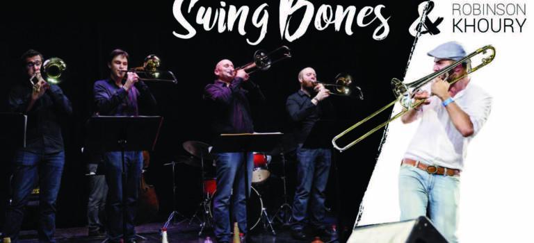 Swing Bones +1 en concert avec Jazz'Ivry