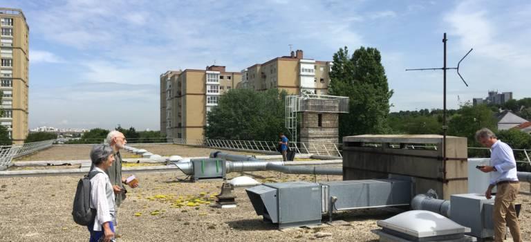 Vincennes: une coopérative de production d'énergie solaire se prépare