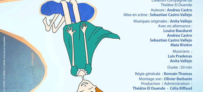 Chamboule-tout, spectacle à Ivry-sur-Seine