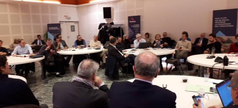 Ecologie et entreprises : retour sur le Grand débat national à la CCI Val-de-Marne