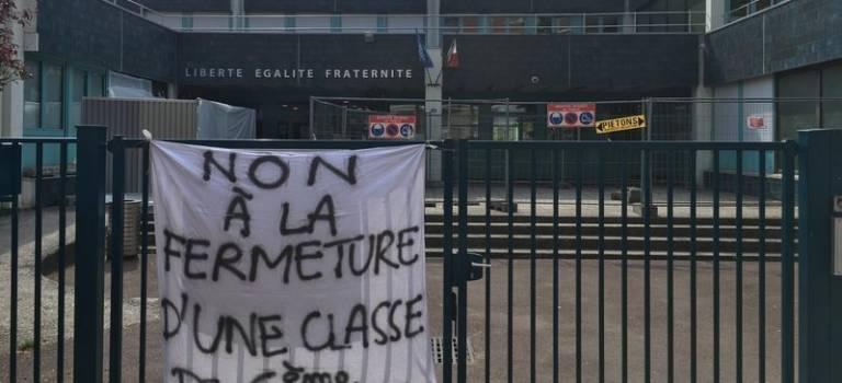 Pétition contre la fermeture d'une 6ème au collège Watteau de Nogent-sur-Marne