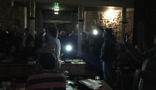 Conseil municipal de Villejuif interrompu suite à un sabotage électrique