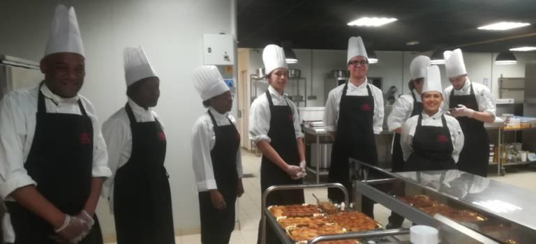 A Champigny-sur-Marne : Cuisine mode d'emploi (s) inaugurée