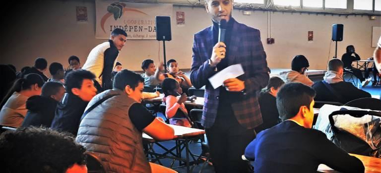 Plus de 150 Vitriots ont relevé le défi de la dictée pour tous