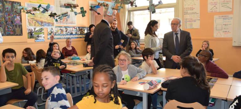 Le ministre de la Culture lance son Atelier cinéma à Nogent-sur-Marne