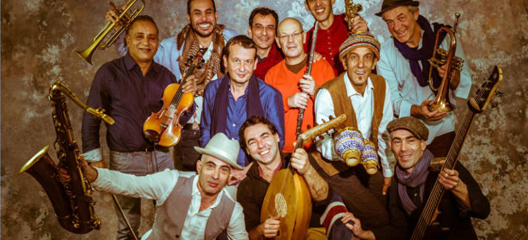 Fanfaraï Big Band, spectacle à Choisy-le-Roi
