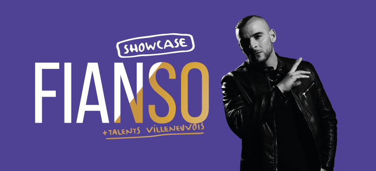 Fianso en showcase et talents villeneuvois