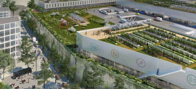 Concours d'agriculture urbaine Parisculteurs 2019 : 3 sites en Val-de-Marne