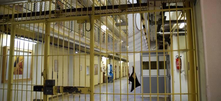 Rébellion à la prison de Fresnes