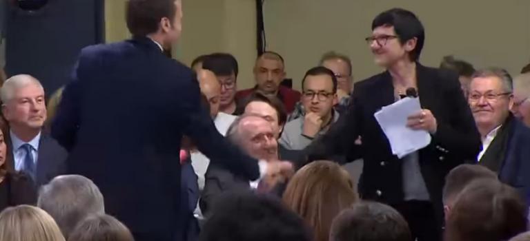 A Evry, les doléances de cinq maires du Val-de-Marne à Emmanuel Macron