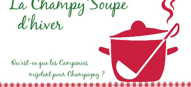 Appel à projets : la Champy'Soupe d'hiver
