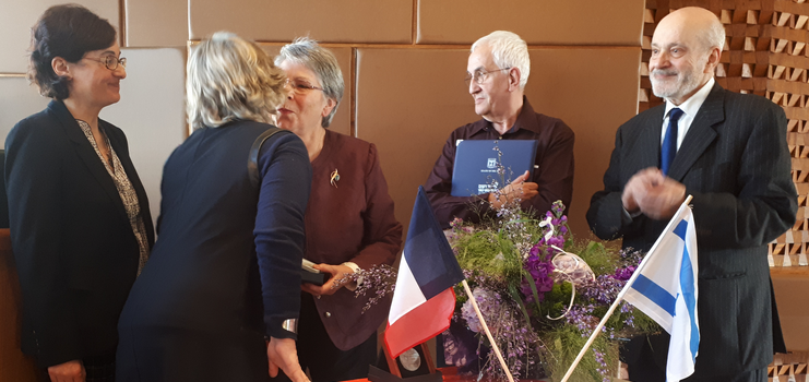 Villeneuve-Saint-Georges: célébration émouvante de Justes parmi les nations