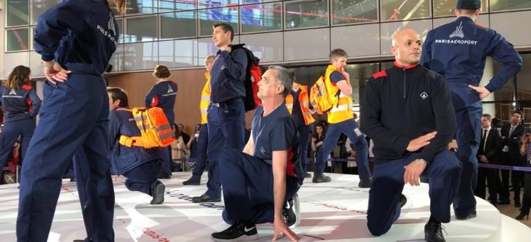 L'aéroport d'Orly fait sa jonction et change le look de ses agents