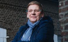 Européennes: Marie-Hélène Bourlard (PCF) à Bonneuil-sur-Marne