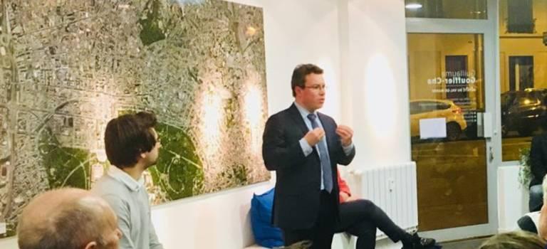 Questions au député Guillaume Gouffier-Cha