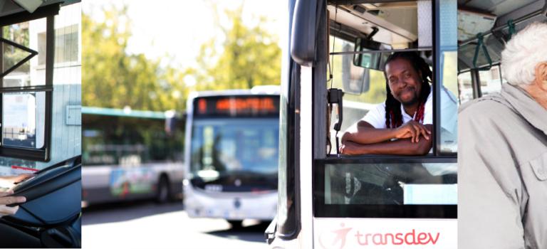 Découverte des métiers du transport chez Kéolis, RATP et Transdev