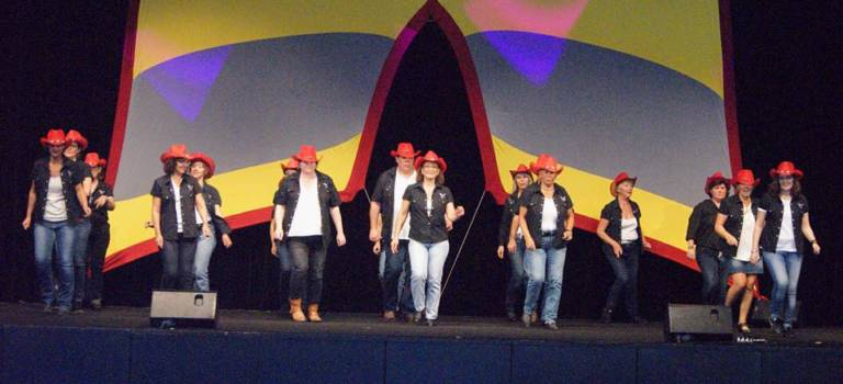 Festival de danse country et line dance à Nogent-sur-Marne