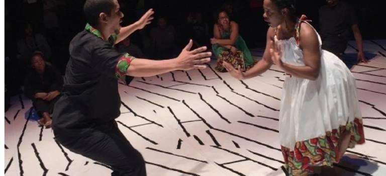 Atelier danse bèlè à Ivry-surSeine