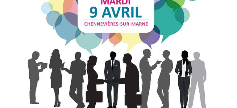 Journée pour l'emploi à Chennevières-sur-Marne