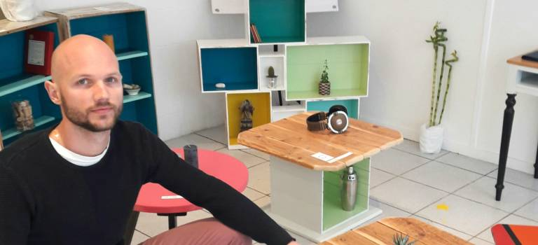 A Ivry-sur-Seine, Fabrique Edmond réinvente les meubles abandonnés