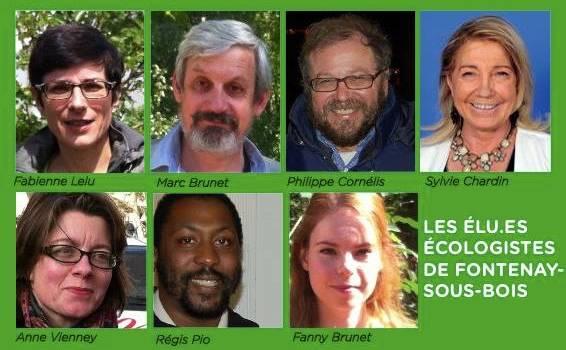 A Fontenay, les élu.es écologistes dressent leur bilan de mandat