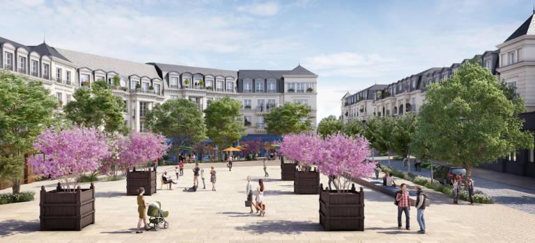 L'Haÿ-les-Roses: le projet de cœur de ville face à la Roseraie divise toujours