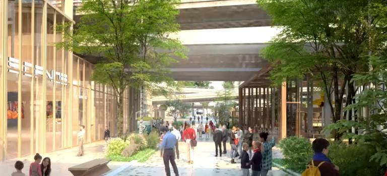 Nouvel R : le projet qui casse la frontière entre Paris et Ivry-sur-Seine