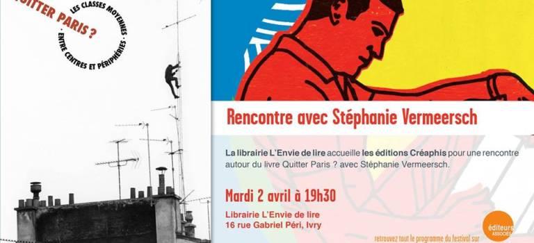 Rencontre avec Stéphanie Vermeersch