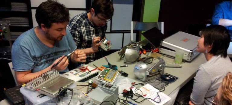 Repair café à Ivry-sur-Seine : réparer au lieu de jeter