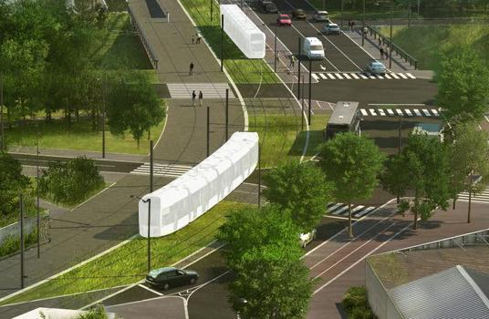 Le fonds interdépartemental met 7,1 millions € pour pousser le T1 à Val-de-Fontenay