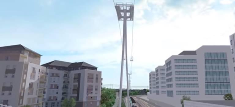 Câble A Téléval: à Créteil, l'association des Sarrazins reste opposée au téléphérique