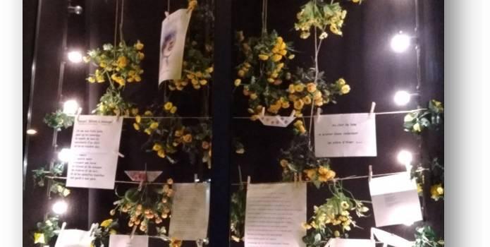 Le Printemps des poètes au théâtre des Coteaux du Sud à Créteil