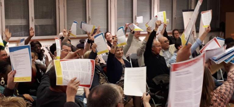 Municipales 2020 à Villeneuve-Saint-Georges: Sylvie Altman lance sa fabrique