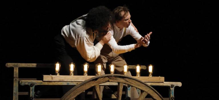 Le roman de monsieur Molière: théâtre à Saint-Maurice