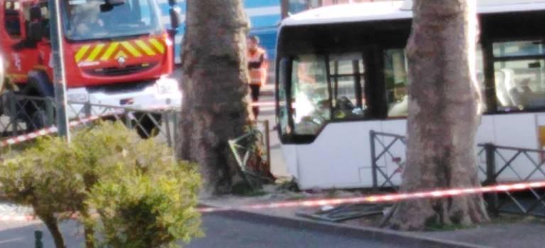 Grave accident de bus près de la gare RER A de Sucy-en-Brie