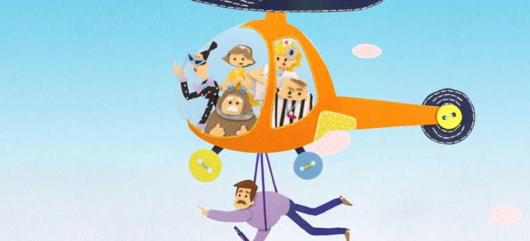 Ciné-Goûter autour du film «Ariol prend l'avion à Arcueil