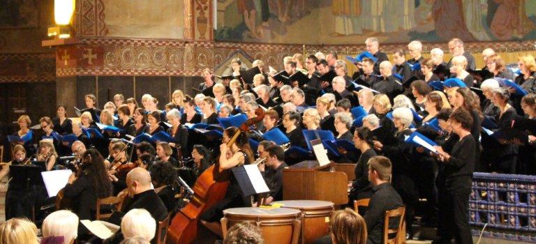 Stabat Mater de Dvorak : concert en l'église Saint-Louis de Vincennes