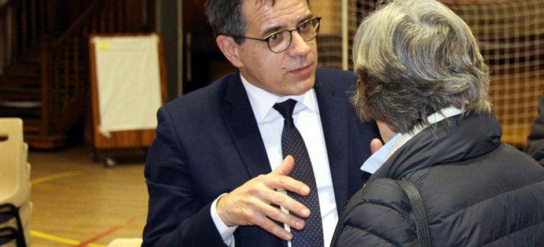 Champigny-sur-Marne: atelier législatif LaREM sur la transformation de la fonction publique