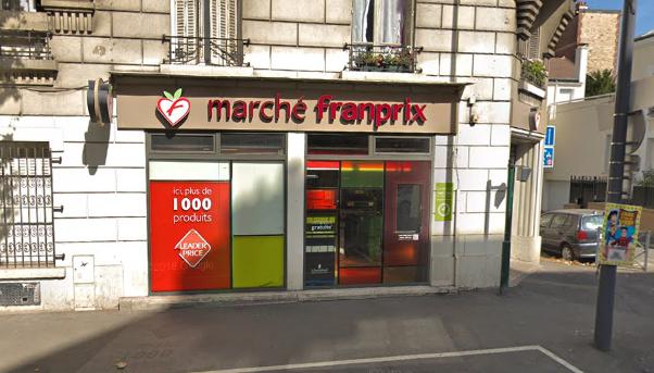 Braquage violent d'un Franprix à Nogent-sur-Marne