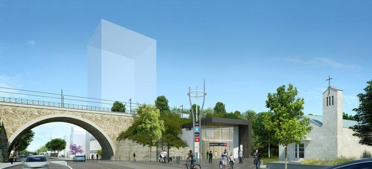 Champigny-sur-Marne: l'indemnisation des riverains du chantier Grand Paris Express reprend