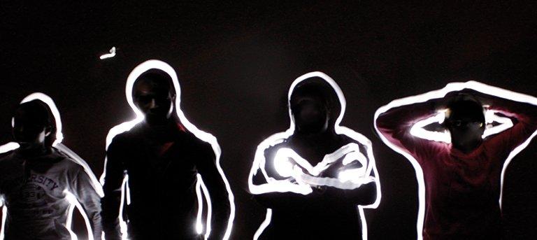 Ateleir Light painting à l'Exploradôme de Vitry-sur-Seine