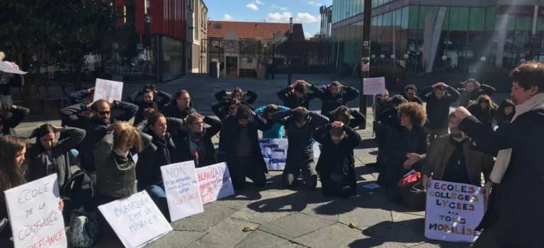 Val-de-Marne : grève d'enseignants et lettre des directeurs au ministre