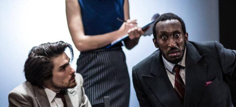 Nous sommes de ceux qui disent non à l'ombre : théâtre à Fontenay-sous-Bois