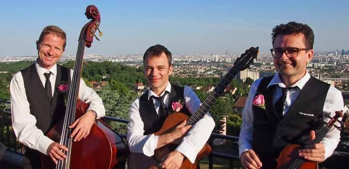 Concert Swing Klezmer Orchestra à Arcueil
