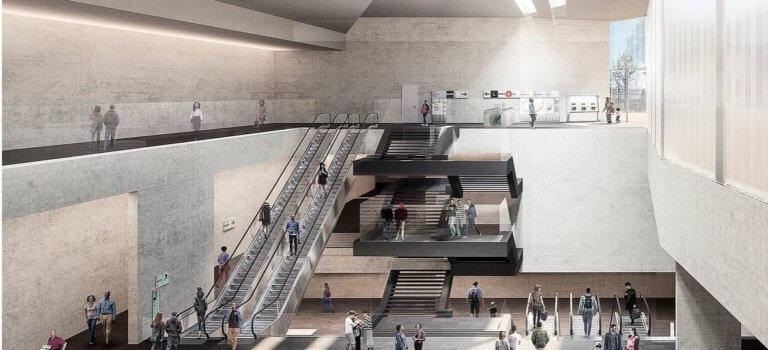 Grand Paris Express: un métro de retard par rapport aux Jeux olympiques